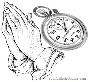 Minute Of Prayer